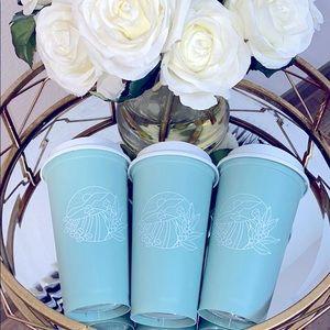 Starbucks EARTH DAY 🌎 Reusable Cup Set